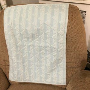 Nate Berkus Project 62 Quilted Pillow Sham Blue